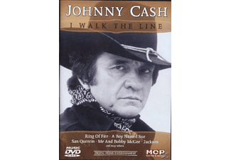 Johnny Cash - I Walk The Line - (DVD)