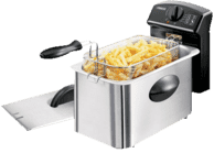 Princess 182004 Deep Fryer Pro Friteuse 2 kW Ed...