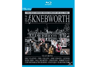 VARIOUS - Live At Knebworth [Blu-ray]