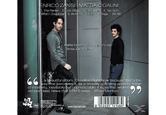 Enrico Zanisi, Mattia Gigalini - Right Now - (CD)