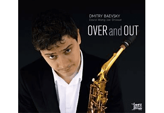 Dmitry  Baevsky - Over And Out [CD]