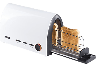 PRINCESS 142331 Tunnel Toaster Weiß (950 Watt)