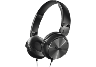PHILIPS Casque audio DJ noir (SHL3160BK/00)