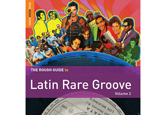 VARIOUS - The Rough Guide: Latin Rare Groove Vol.2 - (CD)