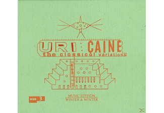 Uri Caine - The Classical Variations - (CD)