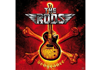 The Rods - Vengeance - Domestic - (CD)