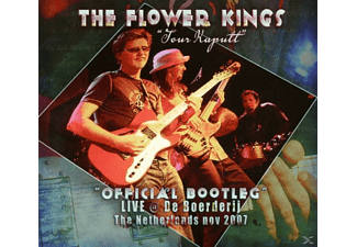 The Flower Kings - Tour Kaputt - (CD)