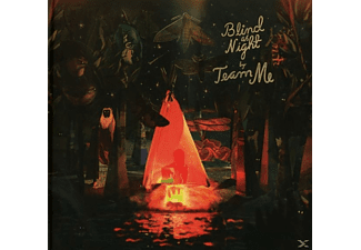 Team Me - Blind As Night [CD]