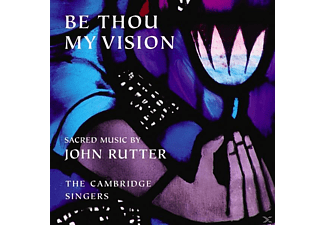 The / Rutter Cambridge Singers, Rutter,John/Cambridge Singers,The/+ - Be Thou My Vision - (CD)