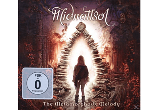 Midnattsol - The Metamorphosis Melody [Cd+Dvd, Limited Edition] - (CD + DVD Video)