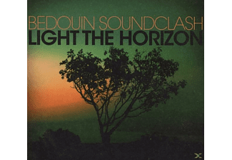 Bedouin Soundclash - Light The Horizon - (CD)