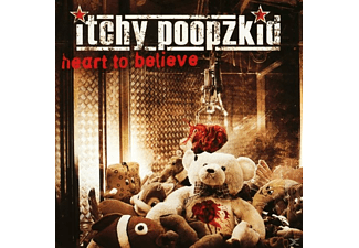 Itchy Poopzkid - Heart To Believe (Reissue) - (CD)
