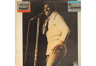 Wilson Pickett - In The Midnight Hour - (CD)