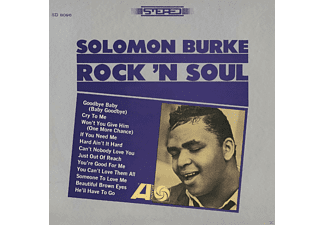 Solomon Burke - Rock 'n Soul [CD]