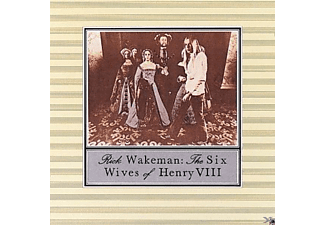 Rick Wakeman - The Six Wives Of Henry Viii (Lp) - (Vinyl)