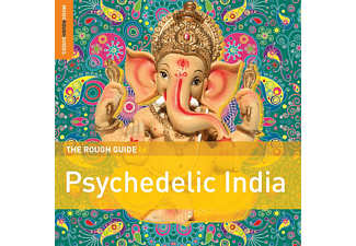 VARIOUS - The Rough Guide: Psychedelic India [CD]