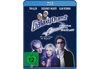 Galaxy Quest - (Blu-ray)