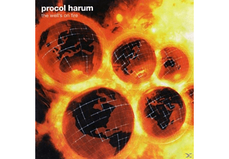Procol Harum - The Well's On Fire - (Vinyl)