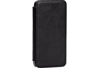 SENA SFD171EU Walletbook Bookcover Apple iPhone 6 Plus Echtleder Schwarz
