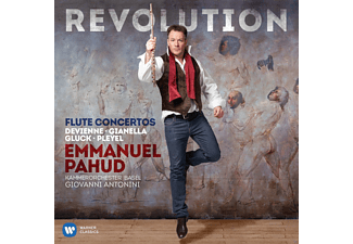 Emmanuel Pahud, VARIOUS - Revolution [CD]