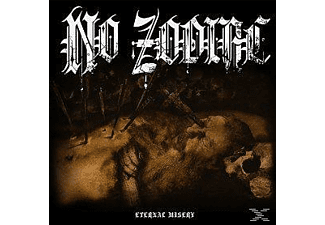 No Zodiac - Eternal Misery - (CD)