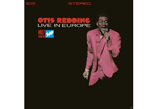 Otis Redding - Live In Europe - (CD)