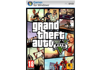 ARAL Grand Theft Auto V PC