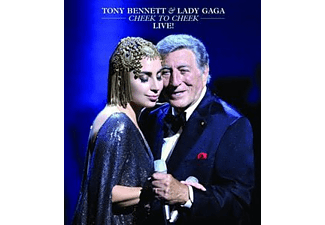 Tony Bennett & Lady Gaga - Cheek To Cheek - Live (DVD)