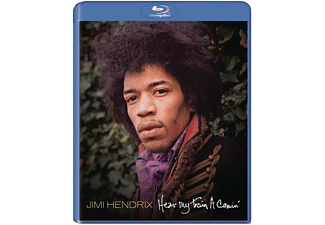 Jimi Hendrix - Hear My Train A Comin' - (Blu-ray)