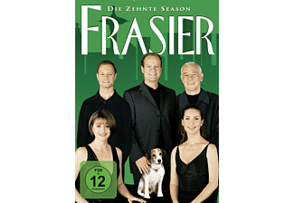 Frasier – Season 10 - (DVD)