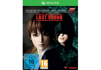 Dead or Alive 5: Last Round [Xbox One]