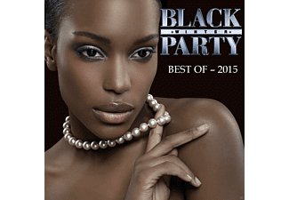 VARIOUS - Best Of Black Winter Party 2015 - (CD)