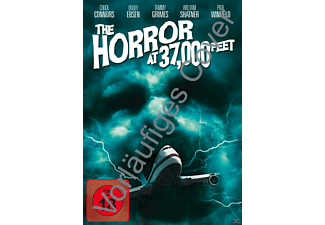 Horror in 37.000 Fuß - (DVD)