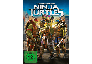 Teenage Mutant Ninja Turtles [DVD]