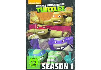 Teenage Mutant Ninja Turtles - Complete Season 1 Collection - (DVD)