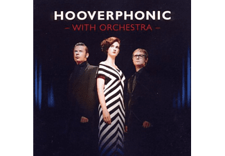 Hooverphonic - With Orchestra CD
