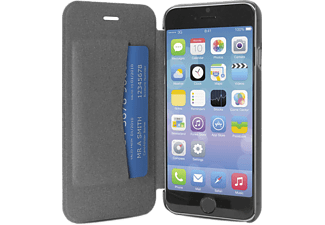 PURO iPhone 6 Plus Wallet/Horiz.Flip+Slot - Svart