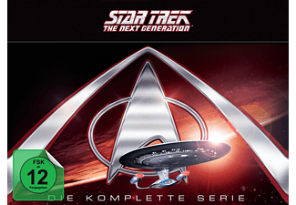 Star Trek: The Next Generation - Die komplette Serie - (DVD)