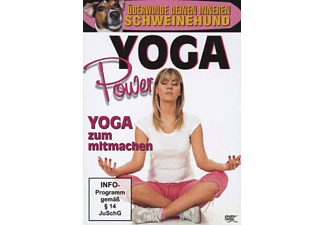 Poweryoga [DVD]