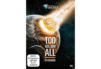 Tod Aus Dem All-Asteroiden [DVD]