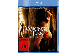Wrong Turn 3: Left for Dead - (Blu-ray)