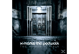 X-Marks The Pedwalk - The House Of Rain - (CD)