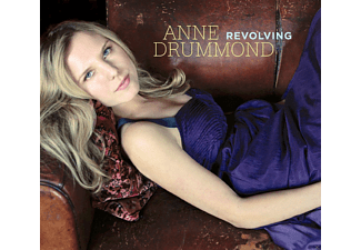 Anne Drummond - Revolving [CD]