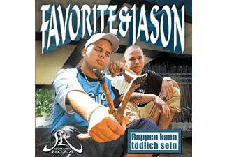 Favorite & Jason - Rappen Kann Tödlich Sein [CD EXTRA/Enhanced]