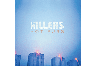 The Killers - HOT FUSS (ENHANCED) - (CD EXTRA/Enhanced)