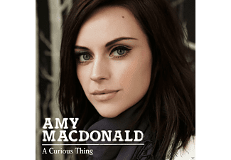 Amy Macdonald A CURIOUS THING (ENHANCED) Pop CD EXTRA/Enhanced