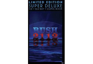 Rush - 2112-Deluxe Edition (Cd+Blu-Ray) - (CD + DVD Video)
