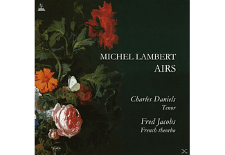 Charles Daniels, Fred Jacobs - Airs - (CD)
