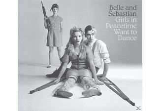 Belle And Sebastian - Girls In Peacetime Want To Dance [Vinyl]