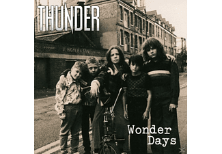 Thunder - Wonder Days [CD]